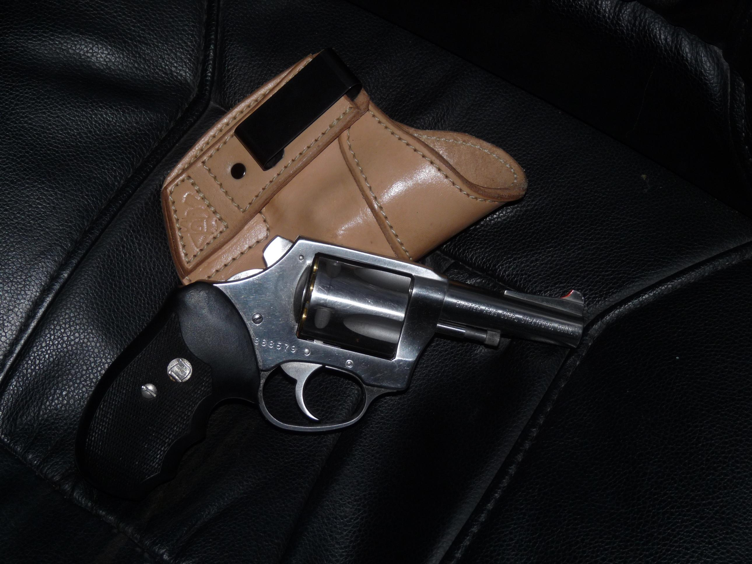 Charter Arms Guru - Your source of Charter Arms info